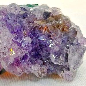 🌌🔮Raw Amethyst Healing Crystal Cluster🔮🌌